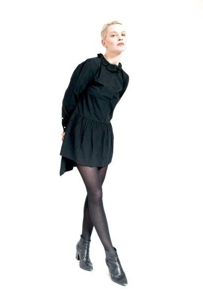 Margrette black front2
